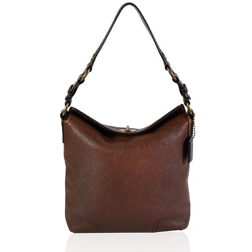 Coach Chelsea Pebbled Shoulder Handbag