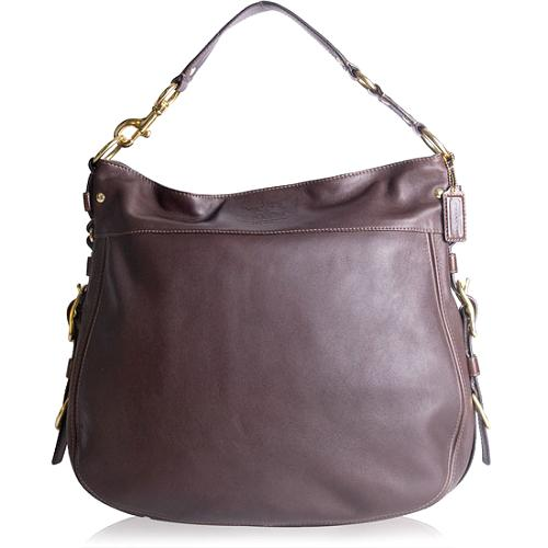 Coach Editorial Zoe XL Hobo Handbag