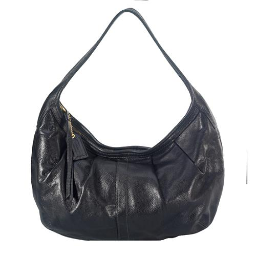 Coach Ergo Leather Large Hobo Handbag