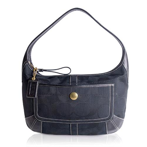 Coach Ergo Signature Hobo Handbag