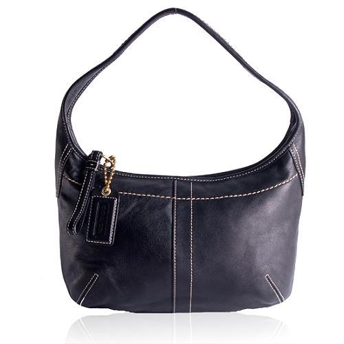 Coach Ergo Small Leather Hobo Handbag