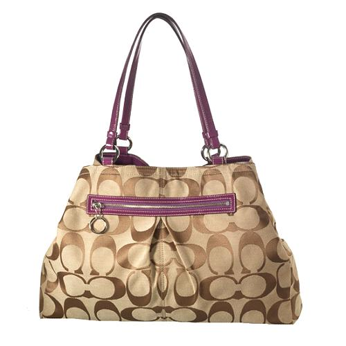 Coach Gabby Signature Large Tote