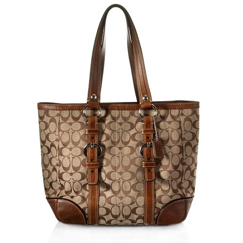 Coach Gallery Signature Tote