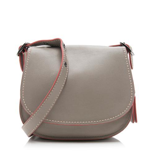 Coach Glovetanned Leather Saddle Bag 23