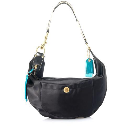 Coach Hamptons Weekend Hobo Handbag