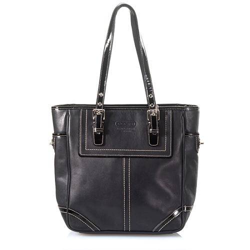 Coach Leather Gallery Lunch Tote