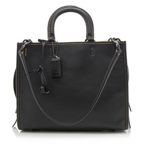 Coach Leather Rogue Bag