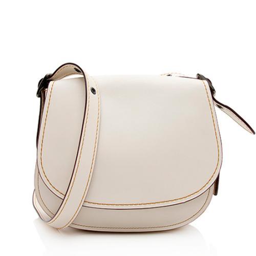 Coach Leather Saddle 23 Shoulder Bag