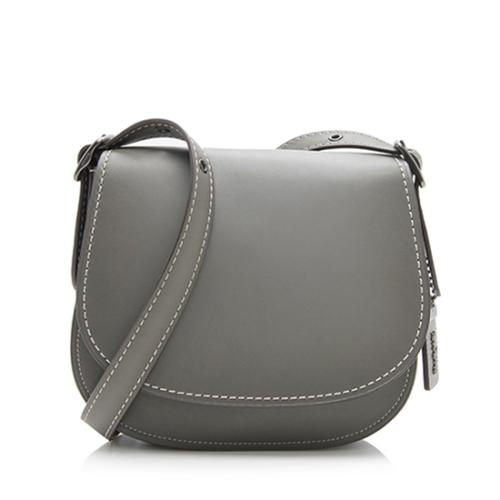 Coach Leather Saddle 23 Shoulder Bag