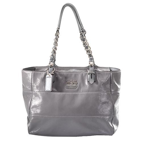 Coach Leather Tribeca East/West Tote