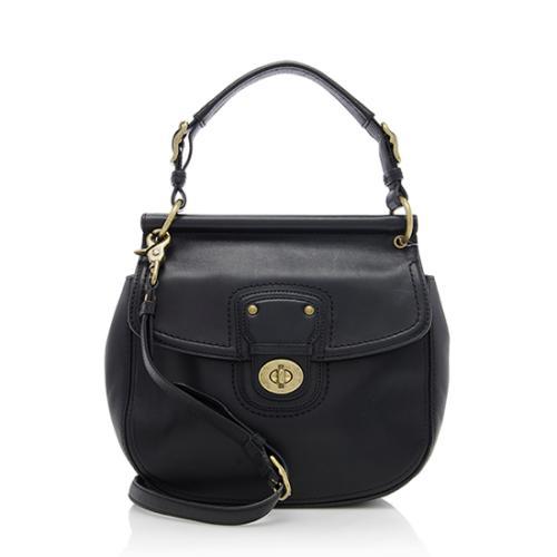 b6d227e5e0d Coach Legacy Leather New Willis Shoulder Bag