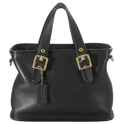 Coach Legacy Leather Satchel Handbag