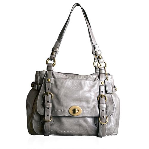 Coach Legacy Leather Tote