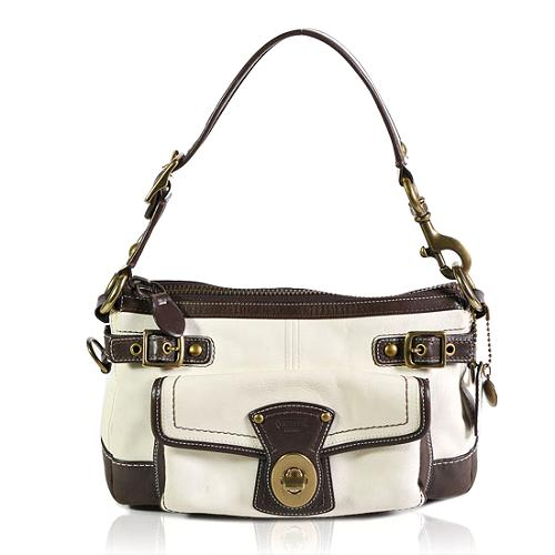 Coach Legacy Spectator Shoulder Handbag