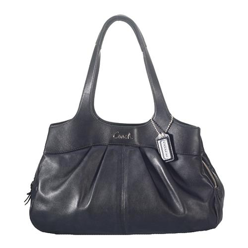 Coach Lexi Leather Satchel Handbag