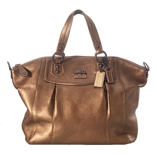 Coach Madison Leather Claire Tote