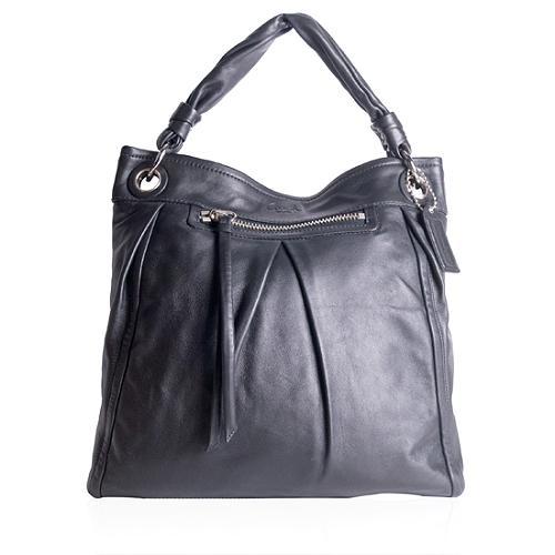 Coach Madison Leather Hippie Shoulder Handbag