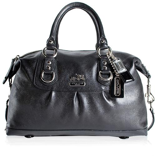 Coach Madison Sabrina Satchel Handbag