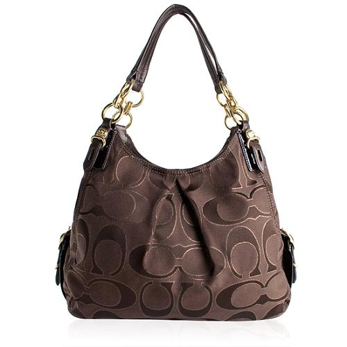 Coach Mia Outline C Maggie Handbag