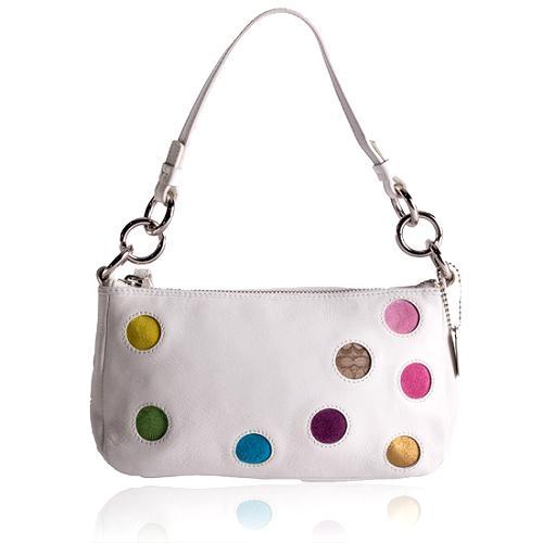 Coach New Dot Demi Shoulder Handbag