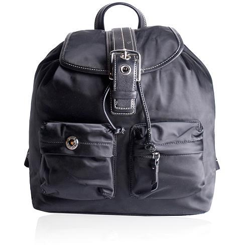 Coach Nylon Backpack