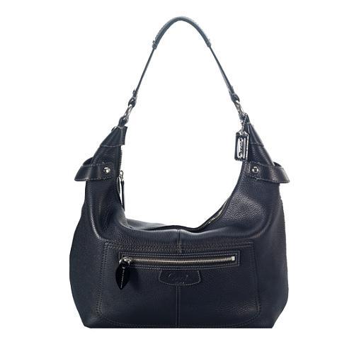 Coach Penelope Leather Hobo Handbag