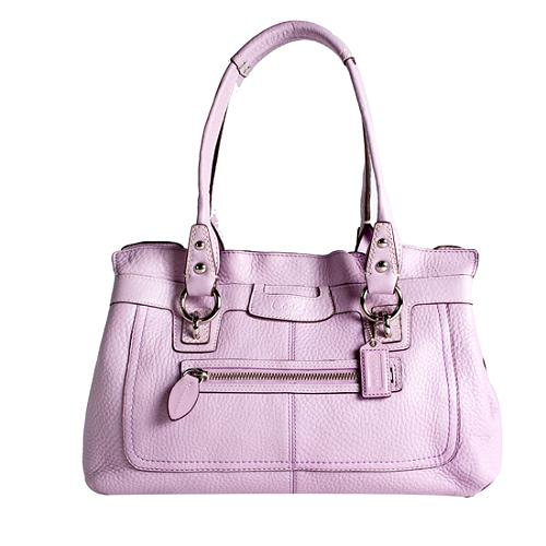 Coach Penelope Leather Satchel Handbag