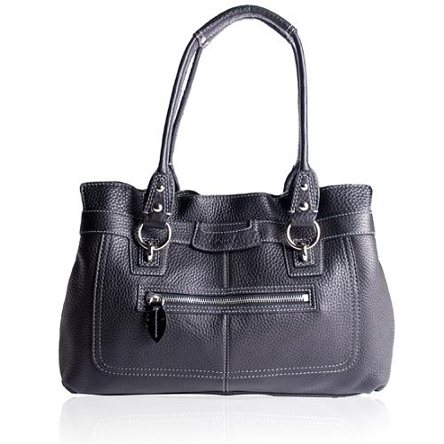 Coach Penelope Leather Shopper Tote