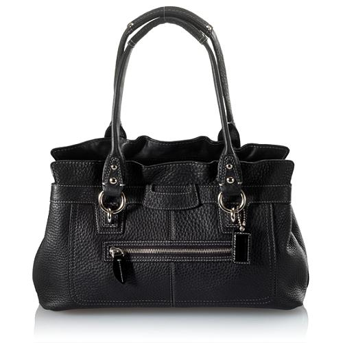 Coach Penelope Leather Shopper Tote