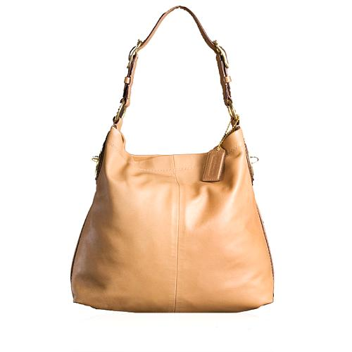 Coach Peyton Leather Shoulder Handbag