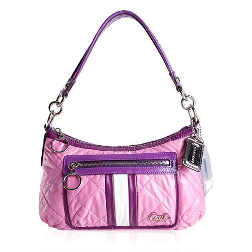 Coach Poppy Ski Bunny Groovy Shoulder Handbag
