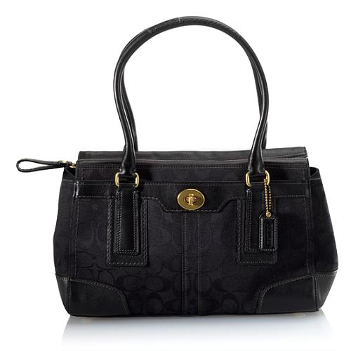 Coach Signature Carryall Tote