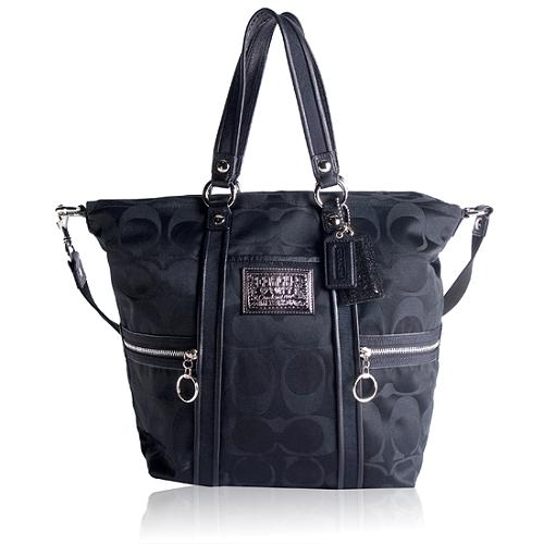 Coach Signature Spotlight Tote