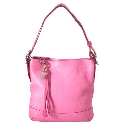 Coach Soft Duffel Shoulder Handbag