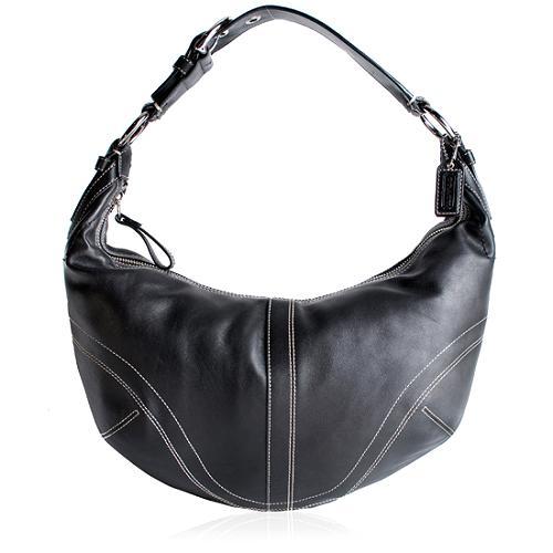 Coach Soho Large Leather Hobo Handbag