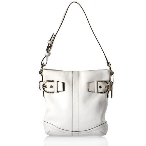 Coach Soho Leather Duffel Handbag