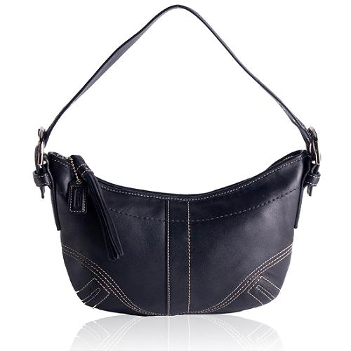 Coach Soho Leather Hobo Handbag