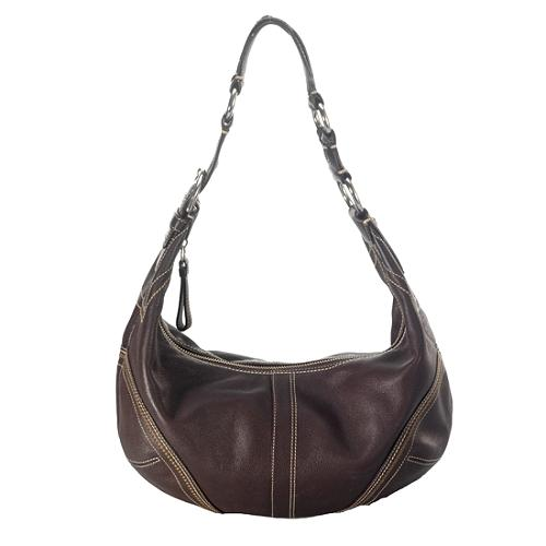 Coach Soho Leather Large Hobo Handbag