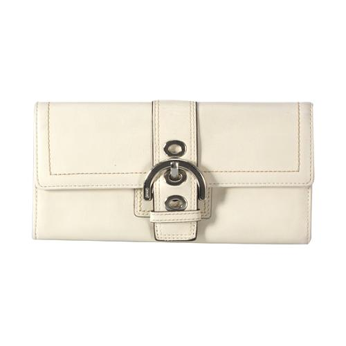 Coach Soho Leather Wallet