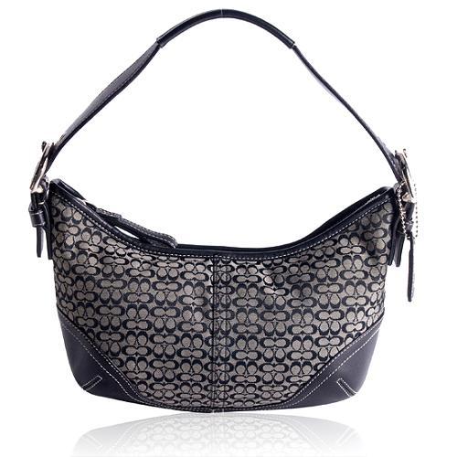 7b6364c8e89e4 ... shopping sweden coach soho mini signature hobo handbag 656ab 8a105  c68d3 ac067