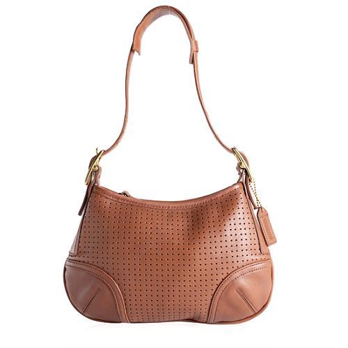Coach Soho Perforated Shoulder Handbag