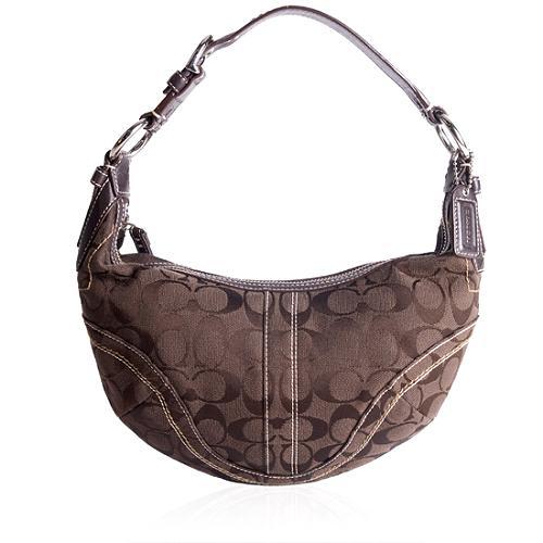 Coach Soho Signature Hobo Handbag