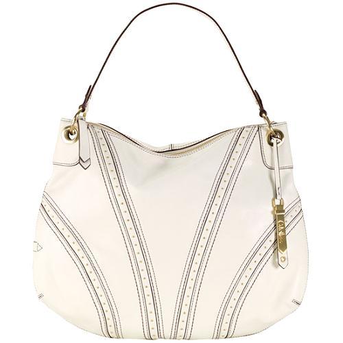 Cole Haan Britney Zip Hobo Handbag