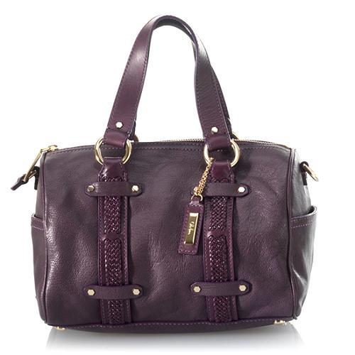 Cole Haan Camden Small Jade Satchel Handbag