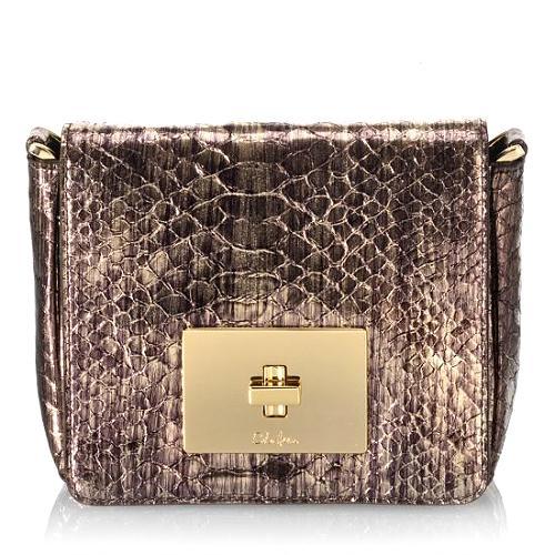 Cole Haan Capetown Snake Print Camille Crossbody Handbag - FINAL SALE