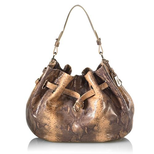 Cole Haan Cornelia Ellie Large Drawstring Handbag