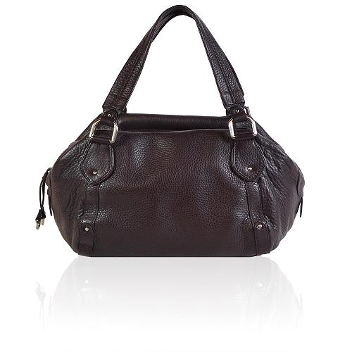 Cole Haan Leather Satchel Handbag