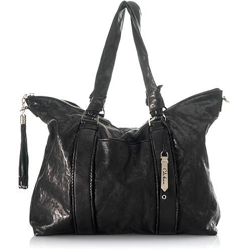 Cole Haan Phoebe Zip Satchel Handbag