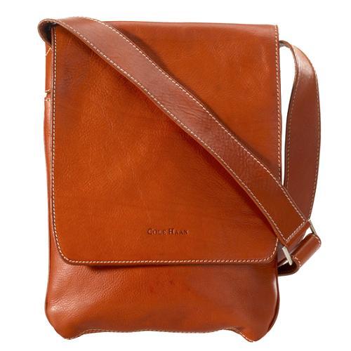 Cole Haan Portage Newspaper Messenger Handbag
