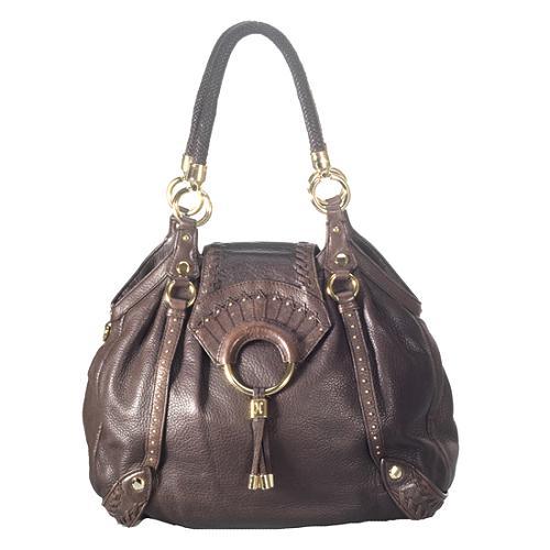Cole Haan Ring Hobo Handbag